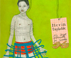 das magazin - phobien - illustration birgit lang
